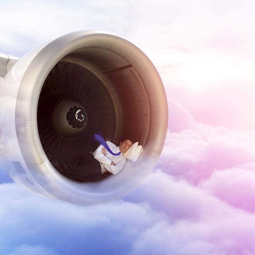 Terapia para profesionales de vuelo